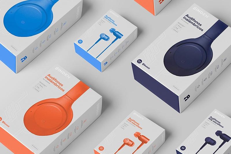 Binden 品牌形象设计